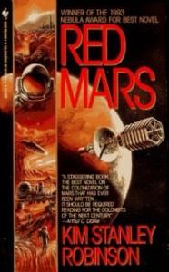 Red Mars von Kim Stanley Robinson.
