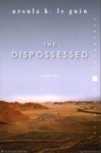 Das Cover von «The Dispossessed»