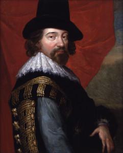 Legte ebenfalls Wert auf Bartpflege: Francis Bacon.