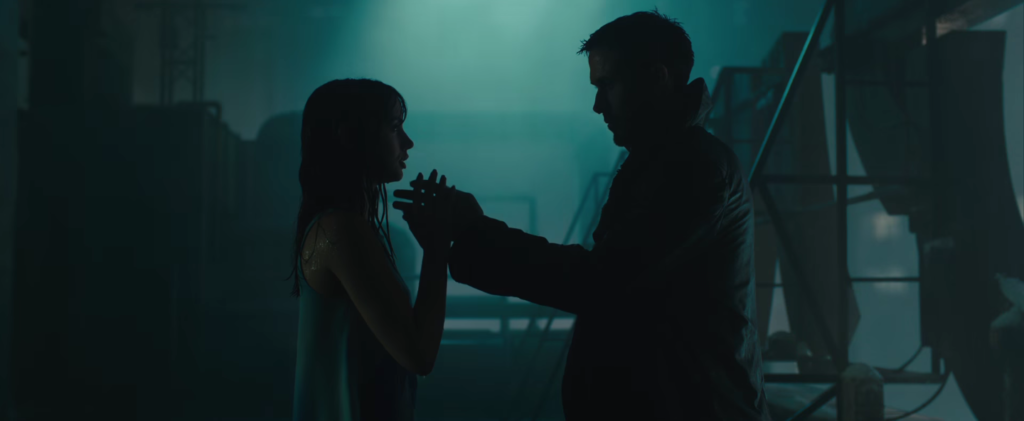 Ryan Gosling und Ana de Armas