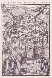 Die Karte von 1518.