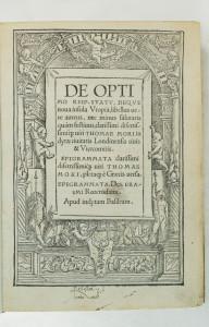 Utopia (1518)