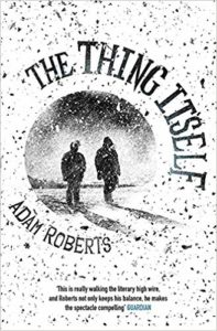 Cover von The Thing Itself