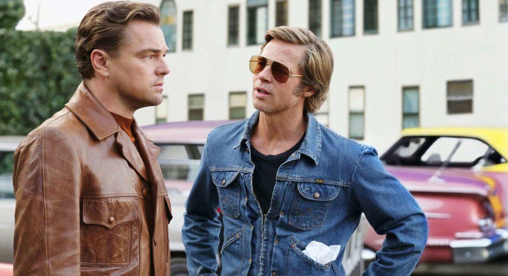 Leonardo DiCaprio und Brad Puitt
