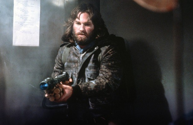Kurt Russel in The Thing