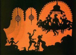 «Die Abenteuer des Prinzen Achmed»